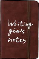 Writing gios notes
